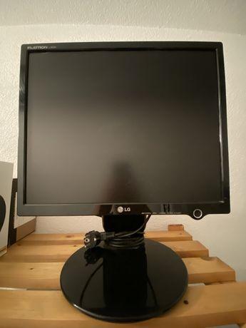 Monitor LG L1972H 19 cali + kabel DVI