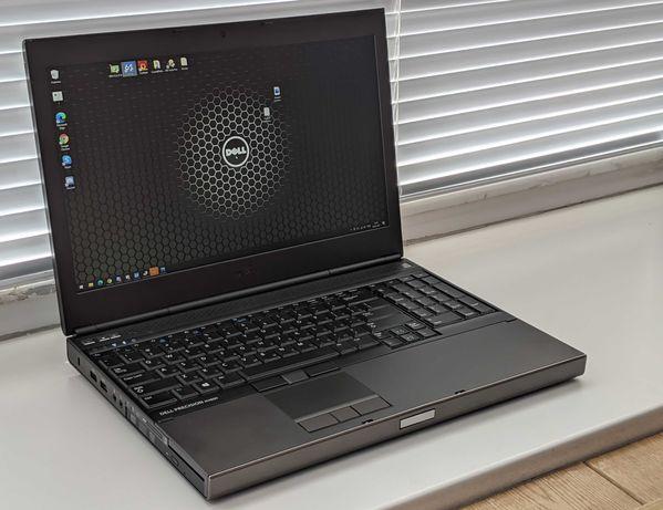Dell Precision M4800 [Core i7 3.8ГГц][14Gb][AMD FirePRO 2Гб][SSD 256]