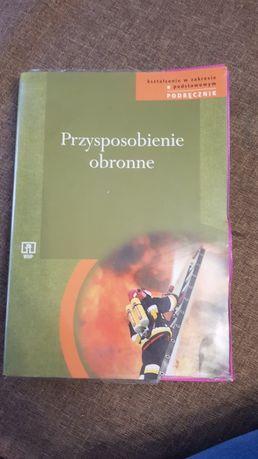 Przysposobienie obronne podręcznik Breitkopf, Marciniak, Worwa