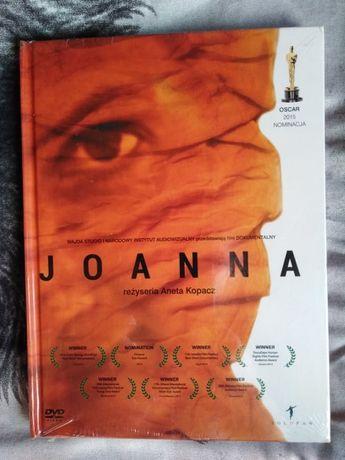 Joanna DvD NOWE Zafoliowane Polski film Ocar 2015r