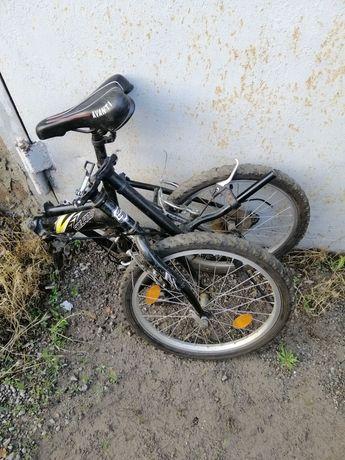 Складной взросый велосипед со скоростями