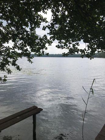Działka budowlana nad jeziorem Osiek.