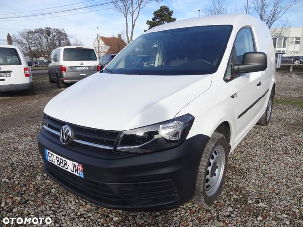 Volkswagen Caddy  2,0 TDI 122KM 4MOTION 4x4 Klima Tempomat