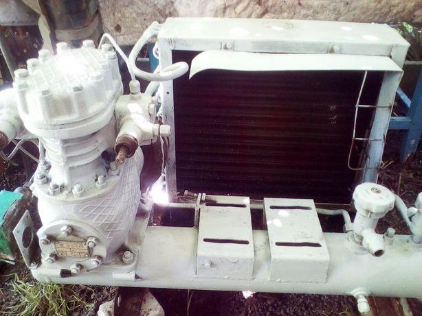Компрессор для промышленных холодильных камер