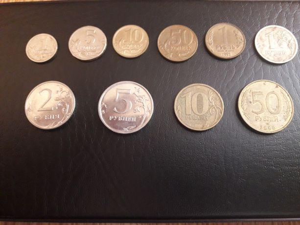 Монета России.