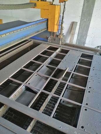wypalanie plazmowe CNC, cięcie plazmowe