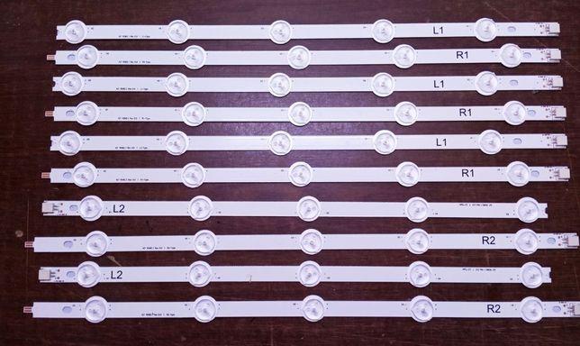 Комплект подсветки LG 42″ ROW2.1 Rev 0.6 42″ ROW2.1 Rev 0.0
