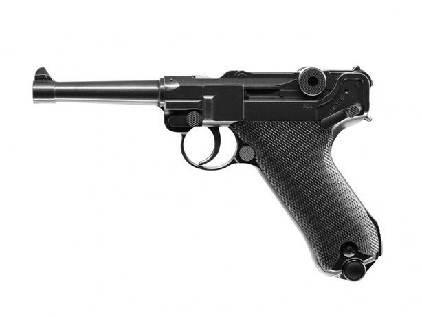 Pistolet wiatrówka Legends P.08 4,5 mm BB CO2