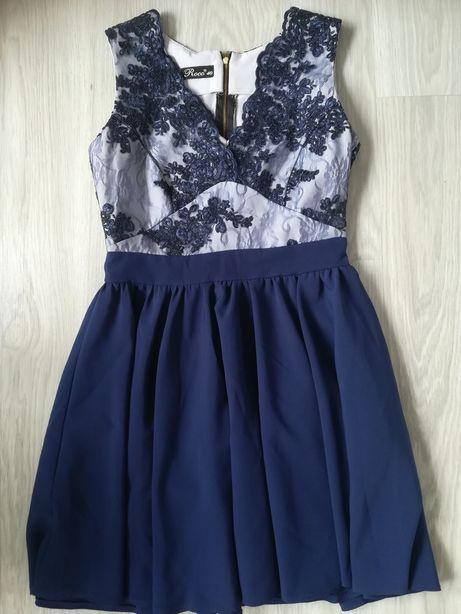 Sukienka koronka