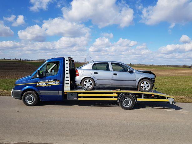 Autolaweta holowanie laweta  transport autolaweta pomoc drogowa