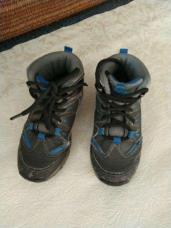 Ботинки Туфли лоферы  макасины для мальчика 17см