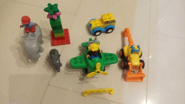 Klocki LEGO Duplo samolot
