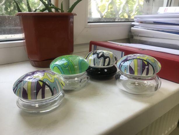 Продам Vivara флаконы,пузырьки,емкости от духов Еmilio Pucci 5 штук