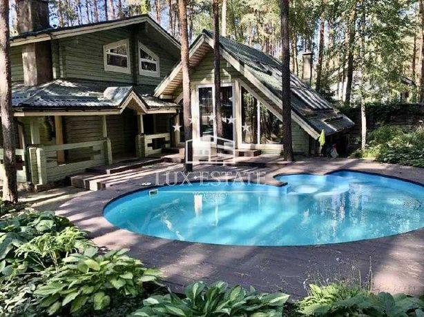 В продаже дом 187м2 с бассейном в элитном поселке на Старом Салтове