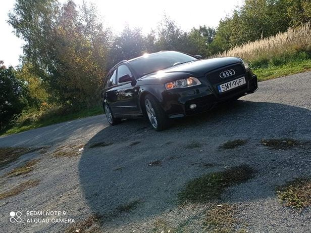 ! ! Audi A4B7 piękna ! !