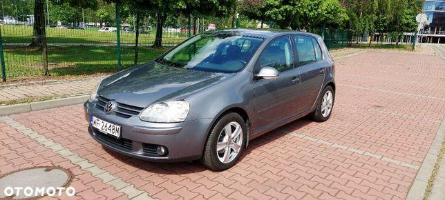 Volkswagen Golf Krajowy, bezwyp, serwis, Comfortline,1,6 102 KM