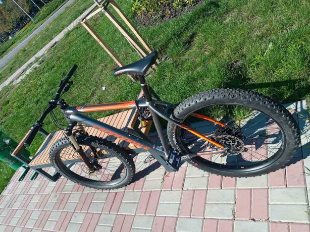 """Велосипед 27,5x2.8  """"Cannondale Beast of the East 3""""  XL"""