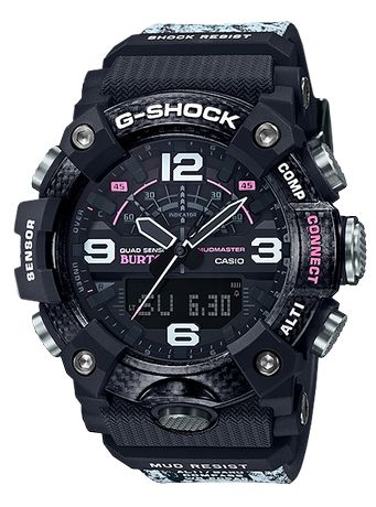 Часы Casio G-SHOCK GG-B100BTN-1A! LIMITED! Гарантия 2 года!