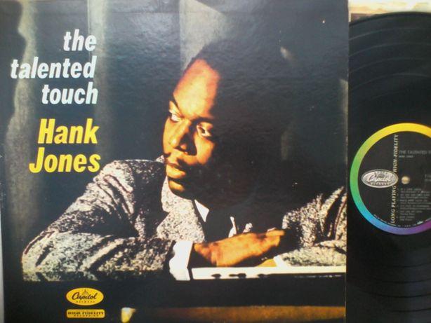 lp jazz Hank Jones \ The Talented Touch Orig. 1958 MONO USA пластинка