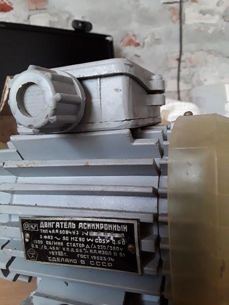 двигатель асинхронный 4аа50в4у3