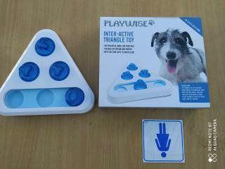 edukacyjna gra dla psa nowa