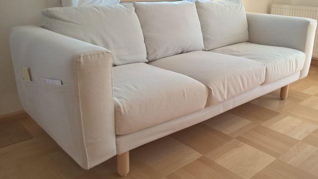 Piękna i elegancka Sofa 3-osobowa IKEA Norsborg