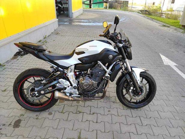 Yamaha MT 07  Salon Polska