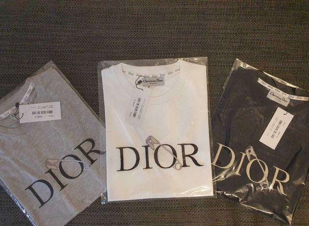 Tshirts Dior bordadas