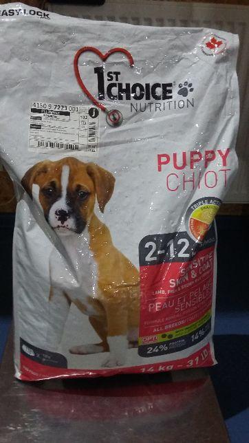 якісний канадський корм для собак
