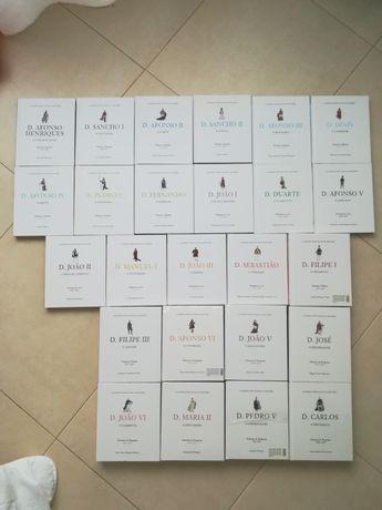 Livros Reis de Portugal