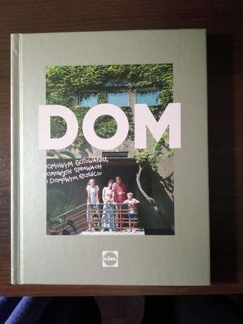 Książka DOM z Lidla