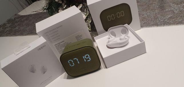 Słuchawki bezprzewodowe Oppo enco w11 oraz Oppo wireless speaker BT