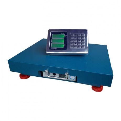Платформенные качественные весы до 600кг 50*60 см.Ваги напольные