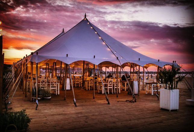 Wynajem namiotów imprezowych -Tentrum. Namiot na wesele, event