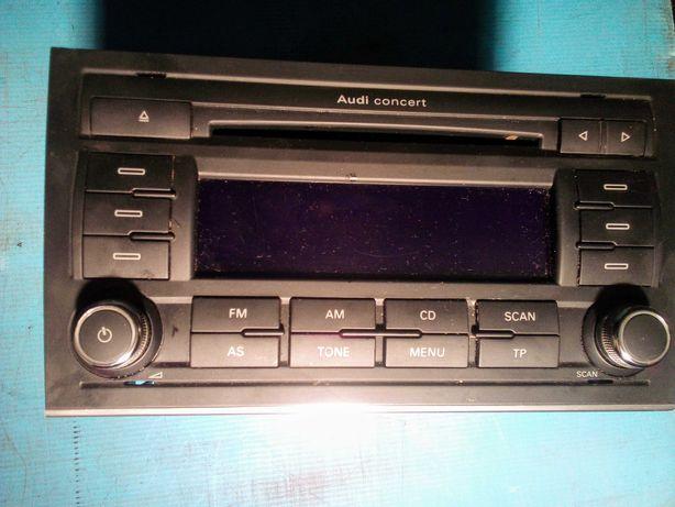 Radio Audi Concert A4 B6 B7 OMG