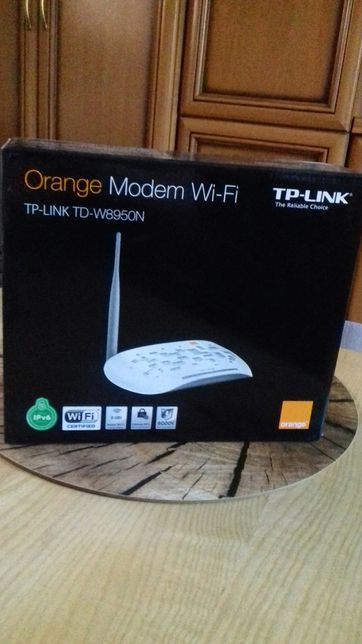 Modem Wi fi Orange