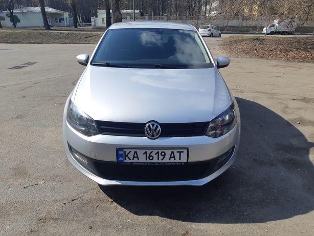 VW Polo 2012 Идеал