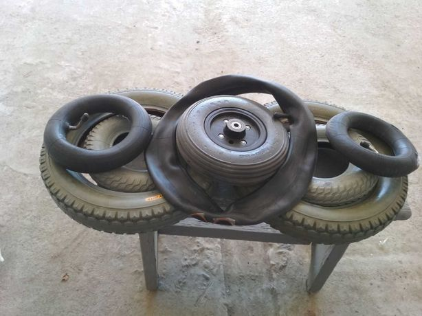 Шины колёса к инвалидной коляске