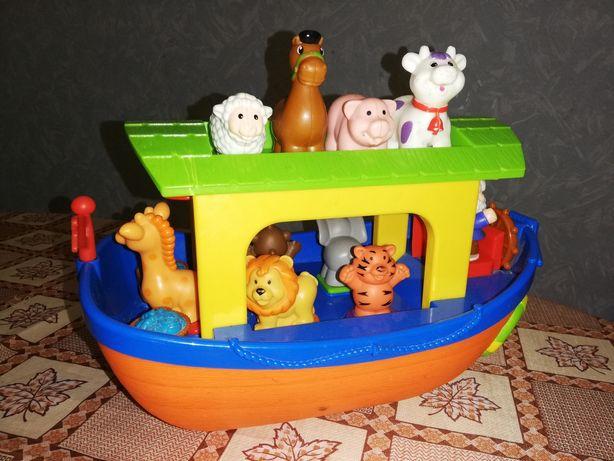 Ноев ковчег, идеальное состояние