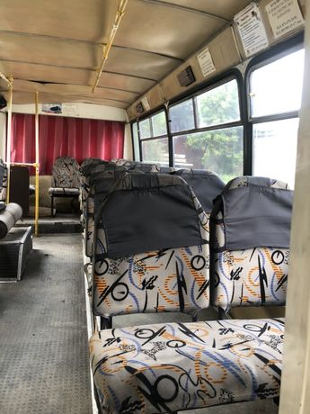 Автобус Богдан евро1