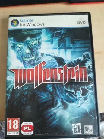 Wolfenstein gra na PC