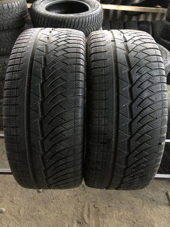 225 40 18 Michelin Pilot Alpin 2шт