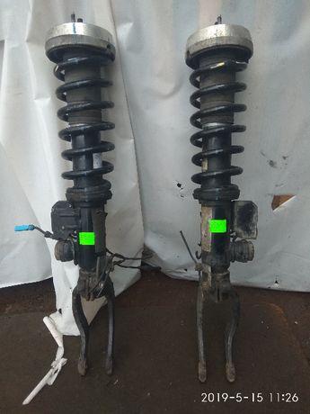 Б\у амортизаторы подвески стойки БМВ BMW x3 x5 x6 e70 e71 f10 f15 f25