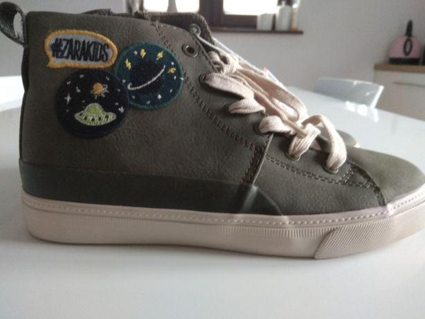 Nowe buty Zara