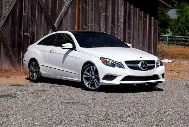 Mercedes-Benz e350 Coupe 2016
