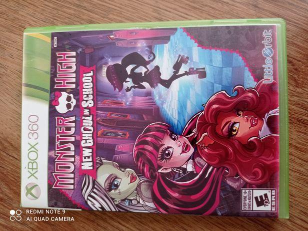 Sprzedam Grę Monster high na Xbox 360