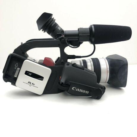 Camera Canon XL1S com mala Porta Brace.