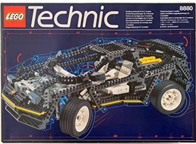 Наборы LEGO 8880 и др.