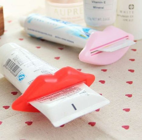 Dispensador de pasta de dentes