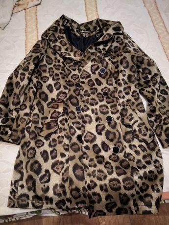 Плащ леопардрвый